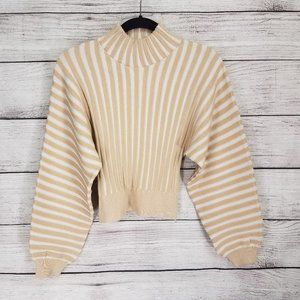 NEW Free People XS Mad Chill Turtleneck Sweater
